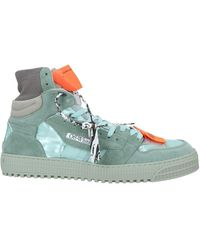 Off-White c/o Virgil Abloh Sneakers & Tennis montantes - Vert
