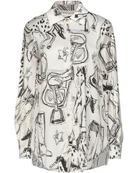 Shirtaporter Camisa - Blanco