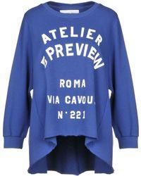 5preview Sweatshirt - Blue