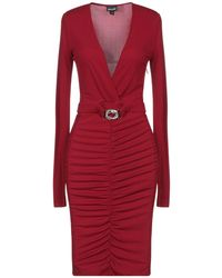 Just Cavalli Knee-length Dress - Red