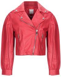 Motel Jacket - Red