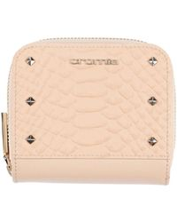 Cromia Wallet - Natural
