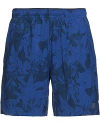 New Balance Shorts et bermudas - Bleu