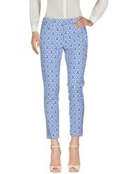 Dondup Casual Trousers - Blue