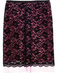 Marc Jacobs Midi Skirt - Black