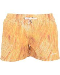Paura Swimming Trunks - Orange