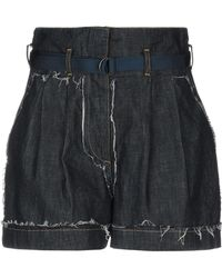 Maison Margiela - Denim Shorts - Lyst
