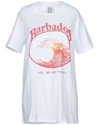 Zoe Karssen T-shirt - Bianco