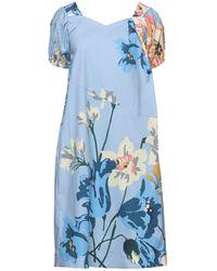 Antonio Marras Short Dress - Blue