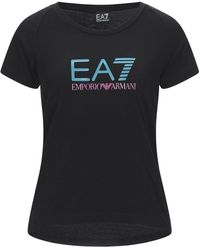 EA7 T-shirt - Black