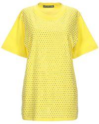 Marco Bologna T-shirt - Yellow