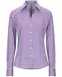 Caliban Shirt - Purple