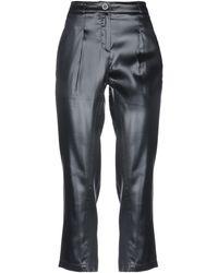 Blumarine Pantalones - Negro
