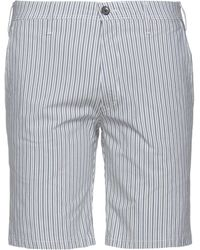 MMX Shorts & Bermuda Shorts - White