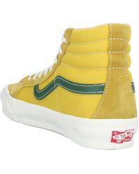 Vans Sneakers - Amarillo