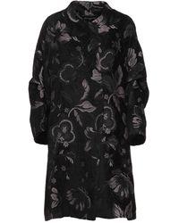 Brian Dales Coat - Black