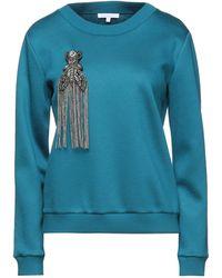 Patrizia Pepe Sweatshirt - Blue