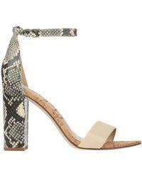 Sam Edelman Sandals - Natural