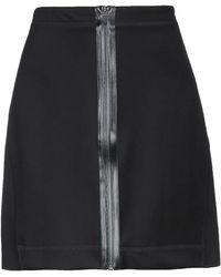 Osklen Mini Skirt - Black