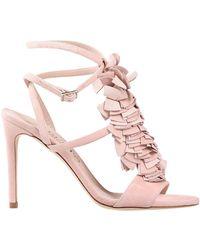 Alberto Gozzi Sandals - Pink