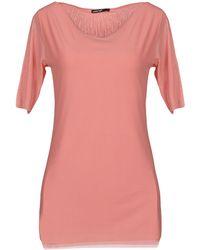 Almeria T-shirt - Rose