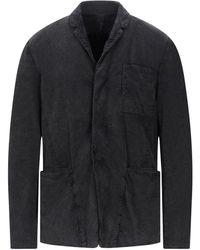 Transit Suit Jacket - Grey