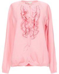 L'Autre Chose Cardigan - Pink