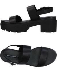 Windsor Smith Sandals - Black