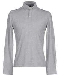 Eleventy Polo Shirt - Gray