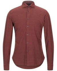 Boglioli Shirt - Brown