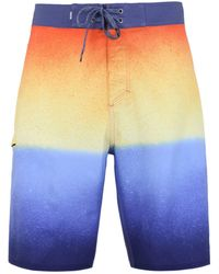 Quiksilver Beach Shorts And Trousers - Blue