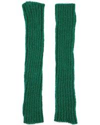 ..,merci Sleeves - Green