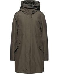 Woolrich Cappotto - Verde
