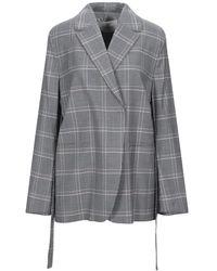 Cedric Charlier Suit Jacket - Black