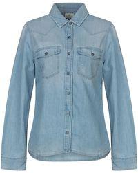 AG Jeans Denim Shirt - Blue