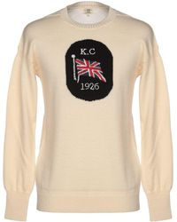 Kent & Curwen Pullover - Weiß