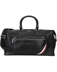 Tommy Hilfiger Travel Duffel Bag - Black
