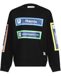 Department 5 Sweatshirt - Black