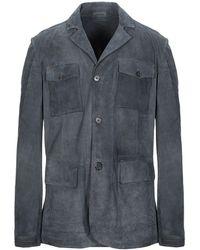 DESA NINETEENSEVENTYTWO Suit Jacket - Grey