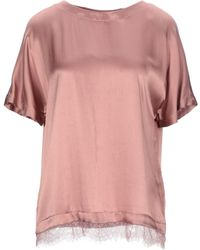 Clips Blouse - Pink