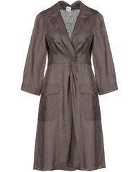Aspesi Knee-length Dress - Brown