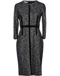 AQUILANO.RIMONDI - Knee-length Dresses - Lyst