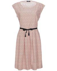 Woolrich Short Dress - Pink