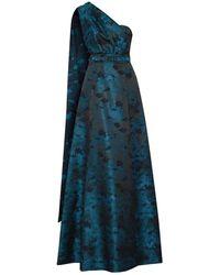 Mikael Aghal Vestito lungo - Blu