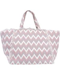 Melissa Odabash Handbags - White