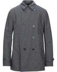 Herno Overcoat - Grey
