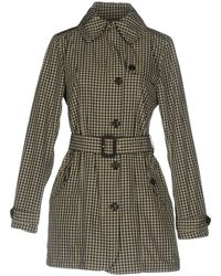 Woolrich Overcoat - Natural