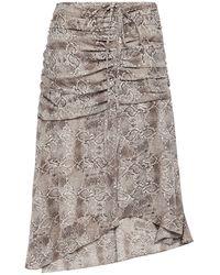 Walter Baker - 3/4 Length Skirt - Lyst