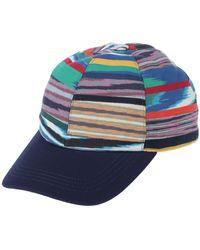 Missoni Chapeau - Bleu