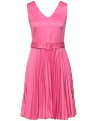 Closet Short Dress - Pink